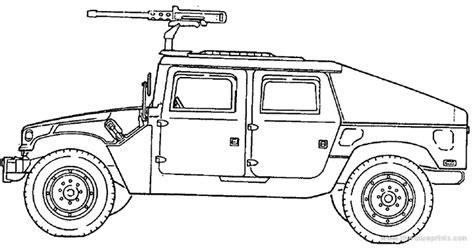 humvee blueprints blueprints gt tanks gt tanks m gt m1044 hmmwv
