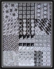 festoon zentangle pattern 648 best images about zentangle patterns on pinterest