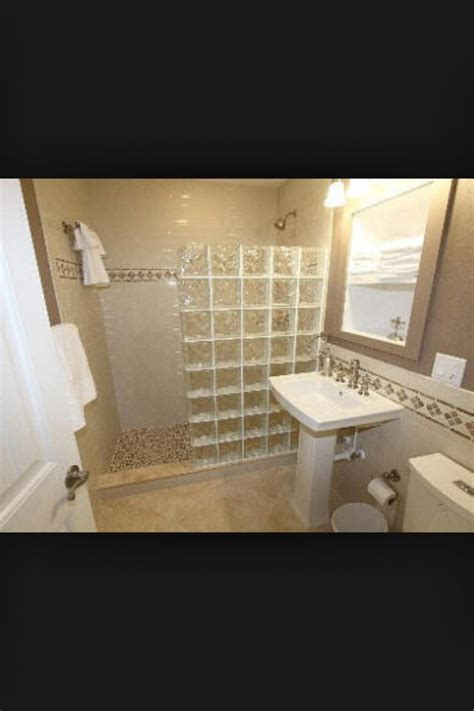 glass cubes for bathroom 38 best images about glass block showers on pinterest