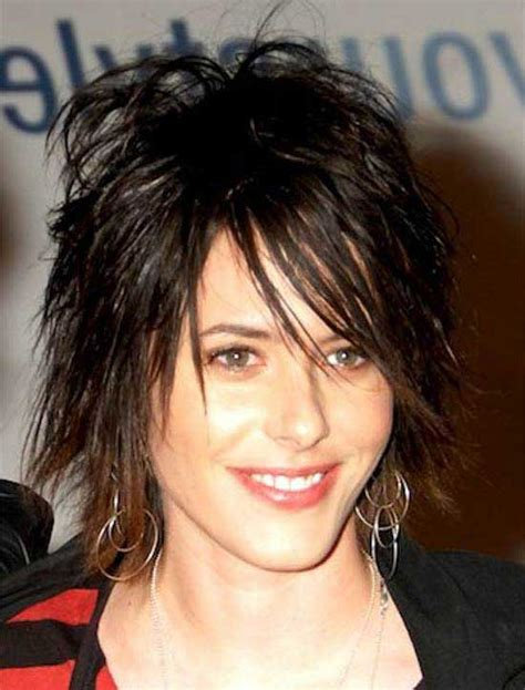 shag layered hairstyles 20 shag hairstyles and haircuts ideas