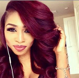 reddish burgundy hair color trending the burgundy hair colour the 5k shop