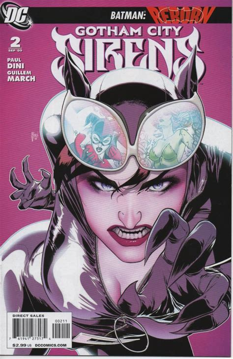 siren in the city sirens book 2 volume 2 selina kyle dc comics database