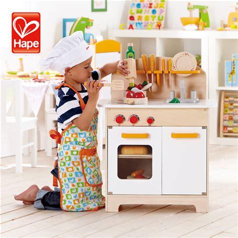 Hape Kitchen White by Hape Gourmet White Wooden Kitchen Kitchen Wooden