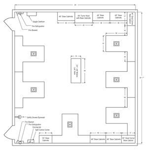layout plan of laboratory http www flinnsci com teacher resources laboratory