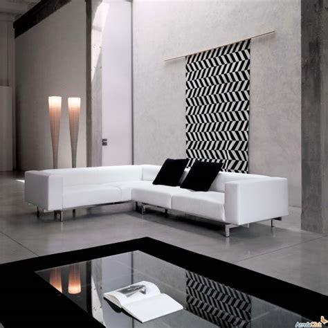 Arredamento Bianco E Nero by Una Casa In Bianco E Nero Arredamento