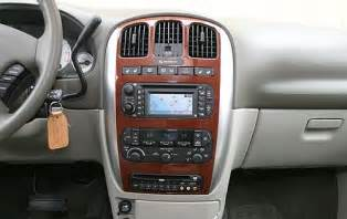 Chrysler Town And Country Trim Levels 2005 Chrysler Town And Country For Sale In Sidney Ohio