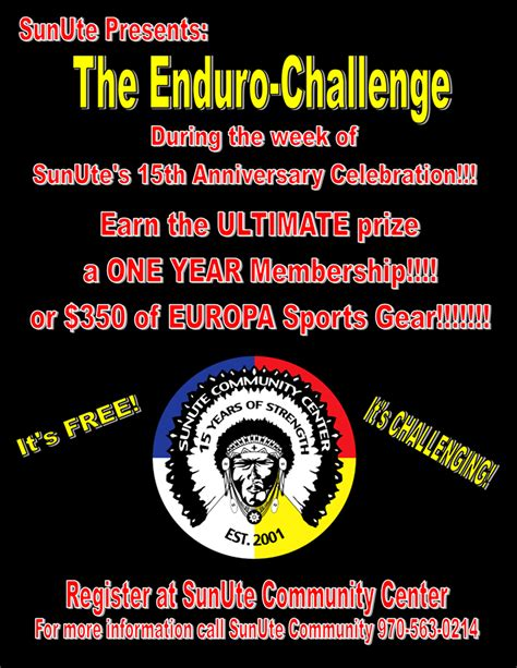 enduro challenge the southern ute drum sunute enduro challenge