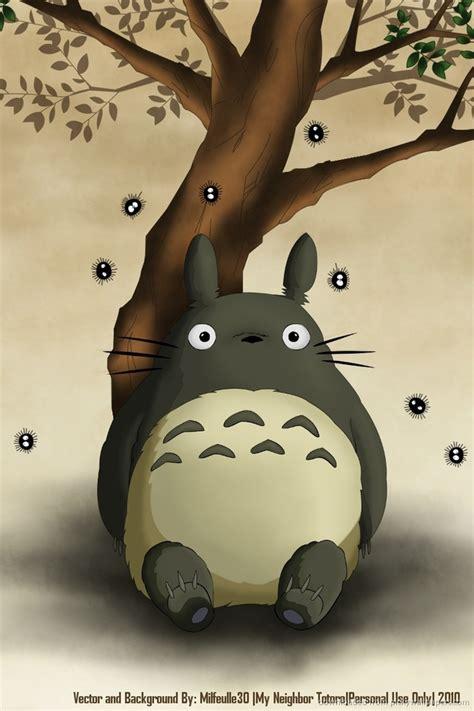 My Totoro Iphone And All Hp となりのトトロ ジブリのiphone壁紙 iphone壁紙ギャラリー