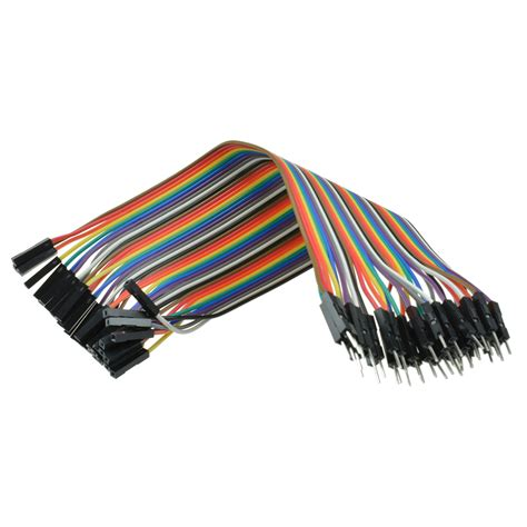Best Quality Kabel Dupont Famale To arduino shield 40pcs 215 20cm to dupont cables ebay