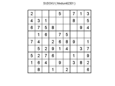printable sudoku puzzles level 1 of 8 solve and create sudoku puzzles for different levels