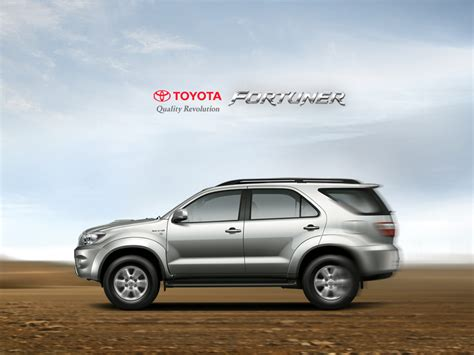 Toyota Financial Desktop Toyota Fortuner Wallpapers Car Wallpapers