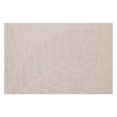Woven Place Mats by Briscoes Jason Woven Placemat Bold Leaf
