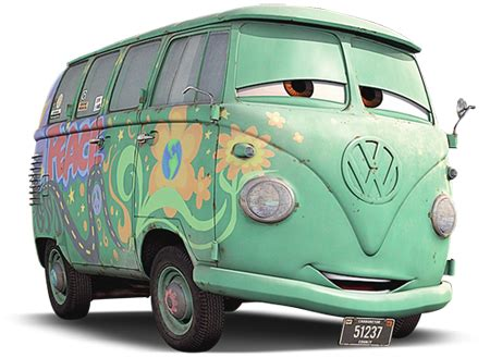 volkswagen van transparent fillmore cars disney wiki fandom powered by wikia