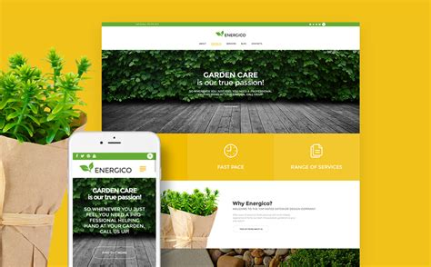 theme wordpress agriculture free live preview for energico agriculture garden care
