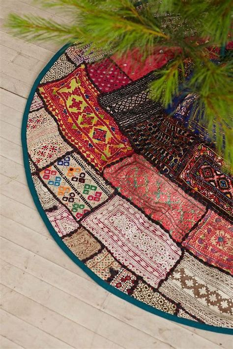 Patchwork Tree - 43 colorful boho chic d 233 cor ideas digsdigs