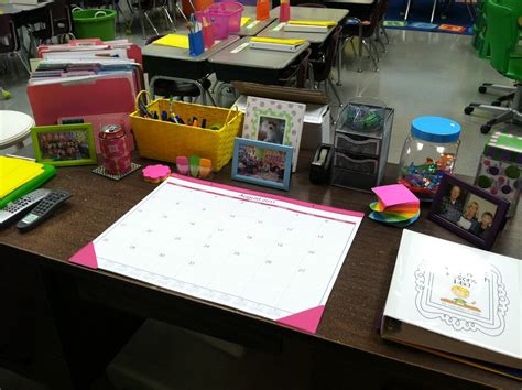 Classroom Desk Organization In Grade Classroom Decorating Day Eleven