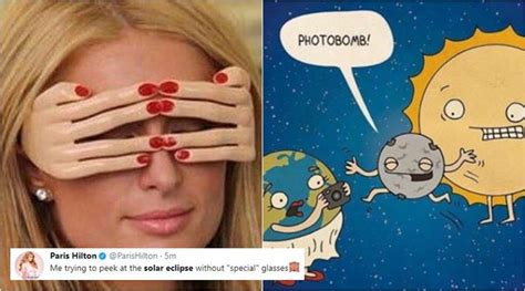 solar eclipse   funny memes ruling  internet