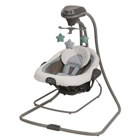 graco vibrating baby swing graco duetconnect lx swing bouncer manor manor