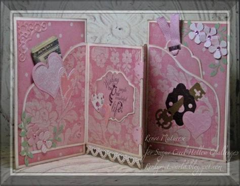 Top Fold Gift Card Holders - 17 best images about scrapbooking cards wedding on pinterest handmade