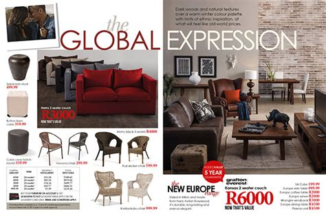 mr price home couches mr price home furniture catalogue 13 on behance