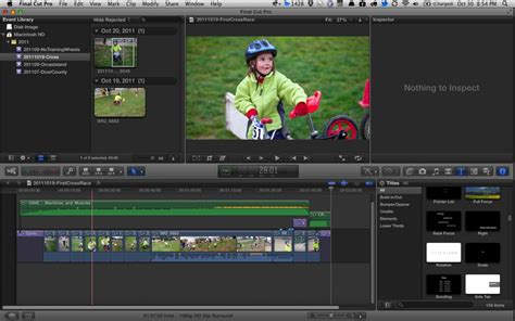 final cut pro in macbook air final cut pro x on the macbook air a follow up