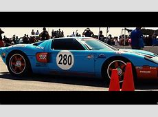 Ford GT Sets New Top Speed Record at Texas Mile at 293.6 MPH Bentley For Sale In Texas