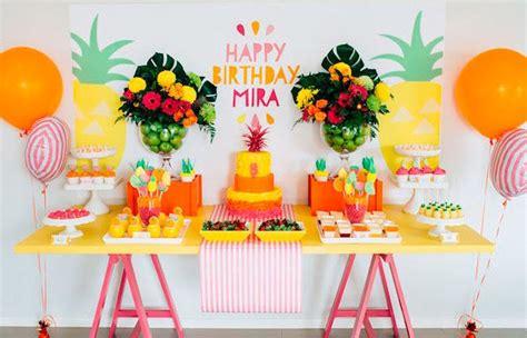 decoracion casera para fiestas 5 ideas caseras para hacer una fiesta tropical de verdad