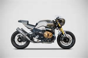 bmw nine t capitan scappamento rocketgarage cafe racer