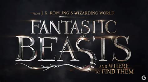 warner bros j k rowling team for new harry potter j k rowling s fantastic beasts and where to find them