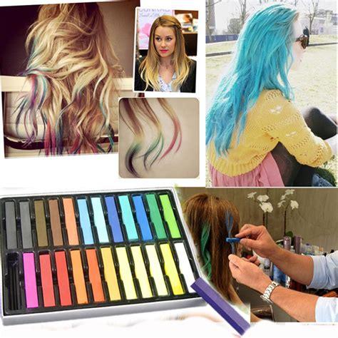 does regis salons have hair chalk hair chalk temporary hair dye colour soft pastels salon