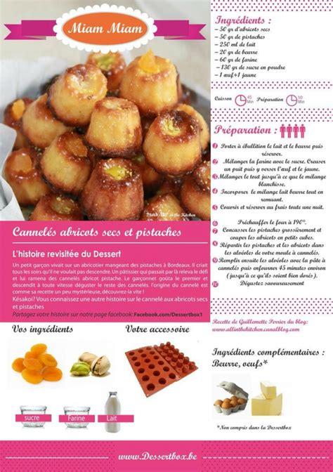 fiches cuisine recettes de cannele