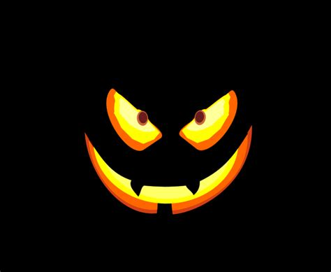 free wallpapers scary pumpkin wallpapers - Scary Pumpkin Faces For