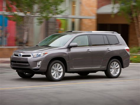 Toyota Highland 2013 Toyota Highlander Hybrid Price Photos Reviews