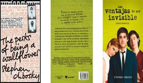 las ventajas de ser invisible libro en linea stephen chbosky las ventajas de ser invisible el libro