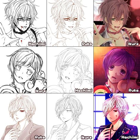 switch around meme diabolik lovers by hachiimi on deviantart