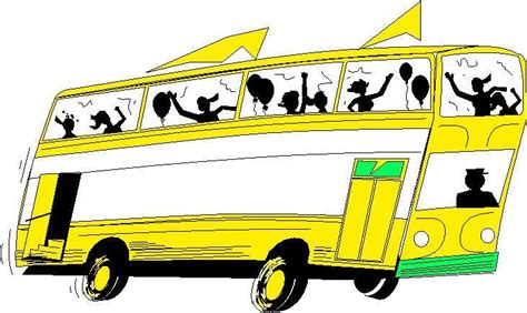 Party Bus Clipart Clipart Suggest