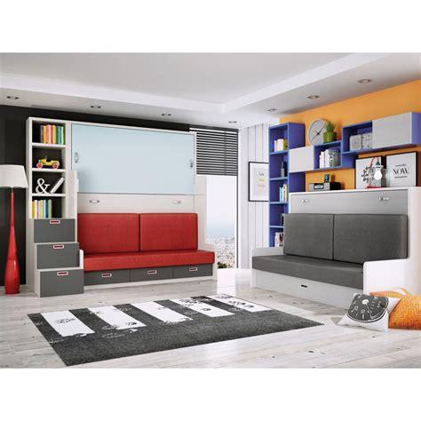 sofa cama con litera litera con sof 225 cama literas abatibles parchis