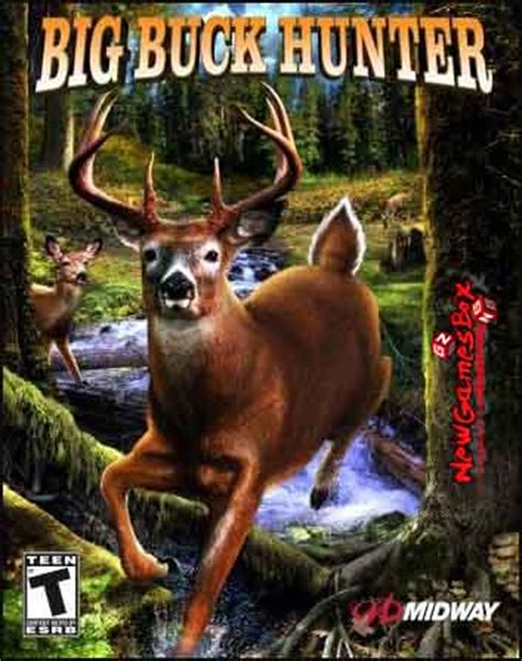 buck hunters big buck free version pc setup