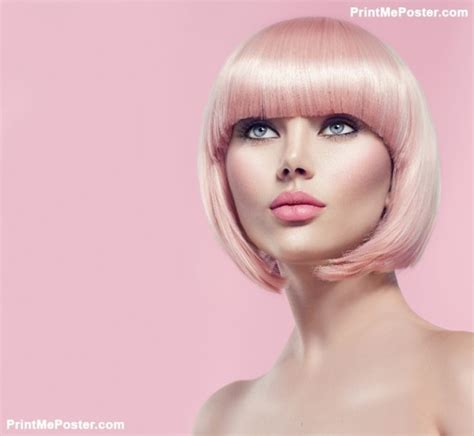 salon short hair pictures printable 48 best images about nail salon posters on pinterest