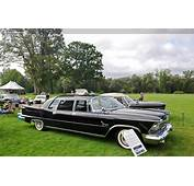 1958 Imperial Crown At The Concours DElegance Of