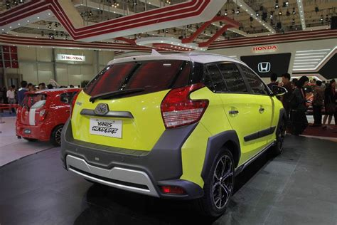 Toyota Yaris Indonesia Toyota Yaris Heykers The New Of Yaris In Indonesia