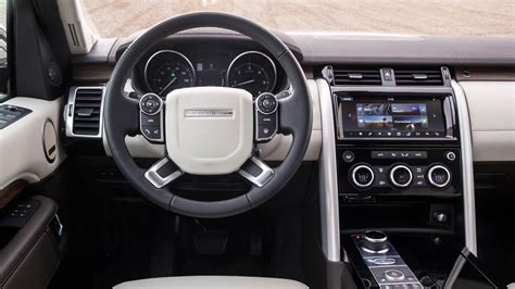 land rover 2017 inside gallery inside the 2017 land rover discovery autoweek