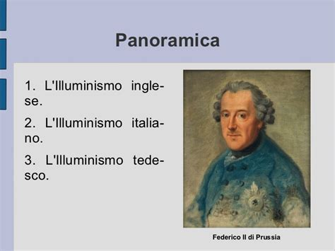 illuminismo italiano 4 illuminismo inglese italiano e tedesco 4
