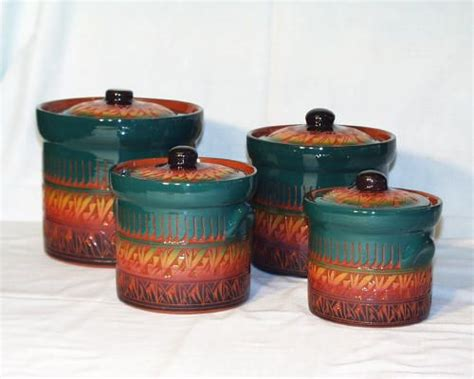 western kitchen kanister sets canister sets kitchen canisters and texans on