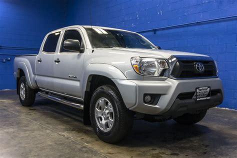 Toyota Tacoma For Sale Washington State 2013 Toyota Tacoma For Sale In Seattle Wa Cargurus