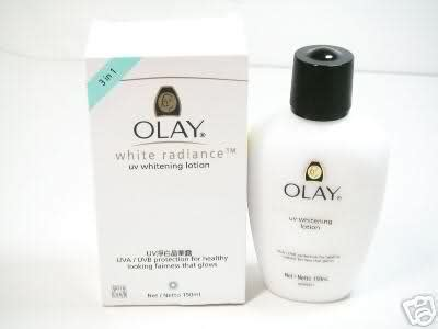 Olay White Radiance top 10 whitening creams for in 2018