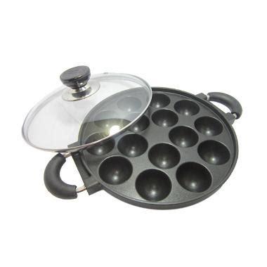 Cetakan Kue Takoyaki Isi 15 Lubang jual snack maker alat cetakan kue takoyaki pan 15 lubang