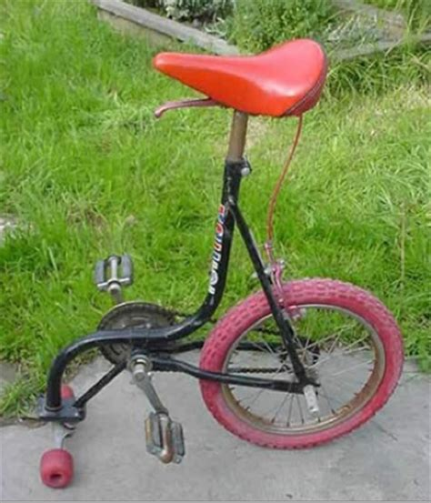 cycle with small wheels