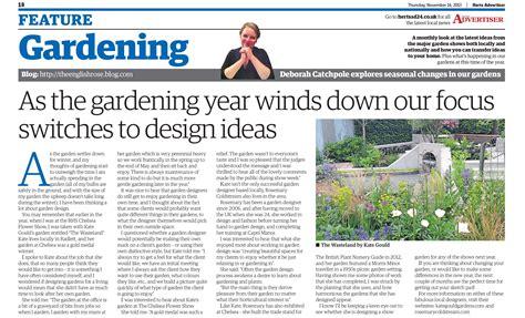 design ideas newspaper newspaper articles rosemary coldstream