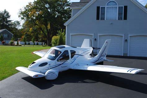 auto volante 279 000 terrafugia roadable aircraft presented in new